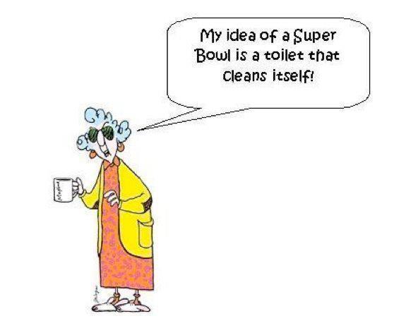 My idea of a super bowl