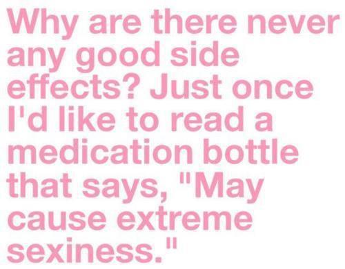 Good side effects