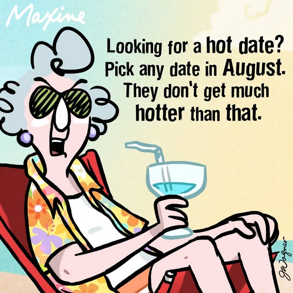 Looking for a hot date