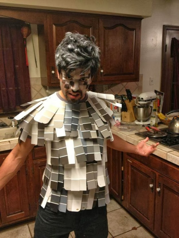 50 shades of gray costume