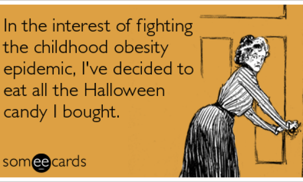 Fight child obesity