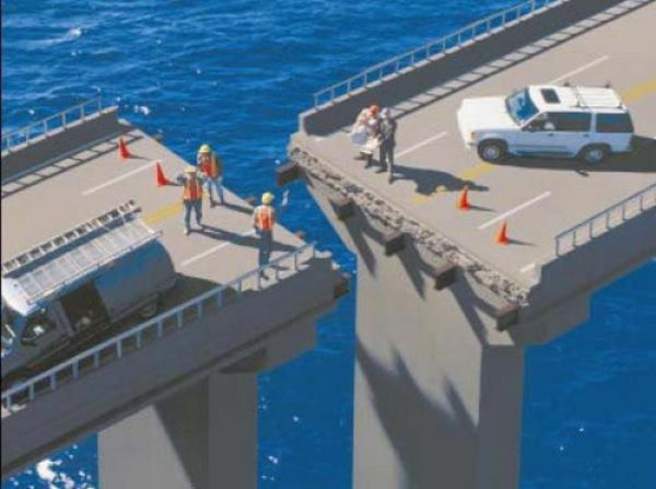 Slight highway problem