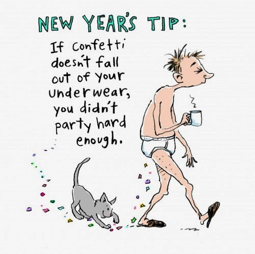 New year's tip