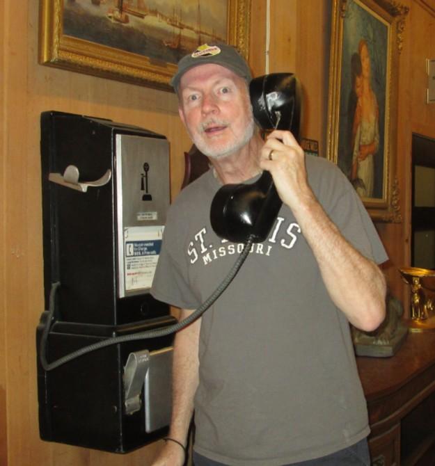Big phone call