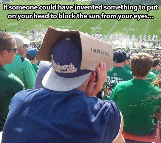 Would be a cool invention