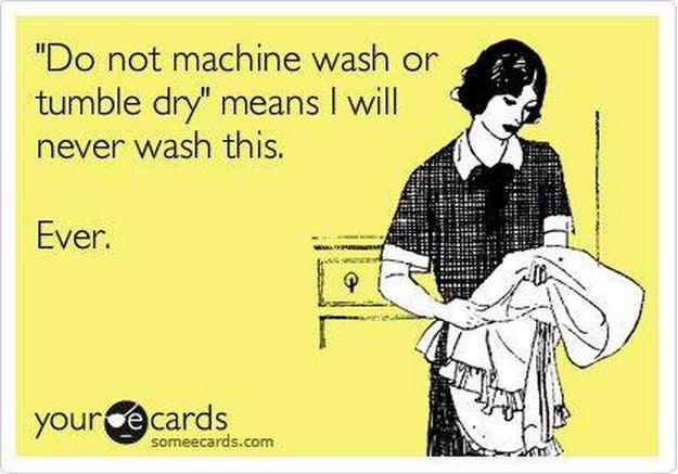 do not machine wash