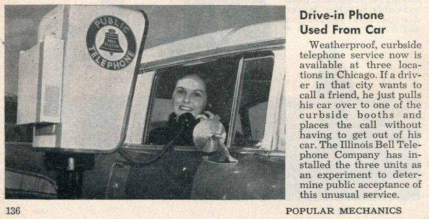 drive in phone