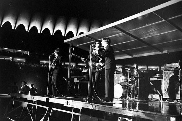 Beatles in stl
