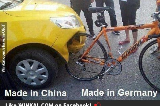 Car vs bike