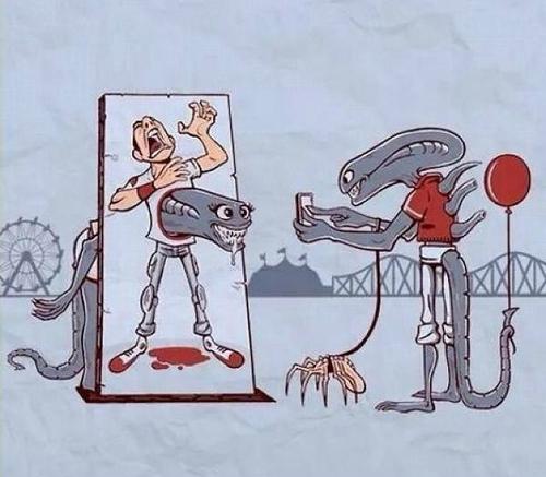 Aliens at the fair