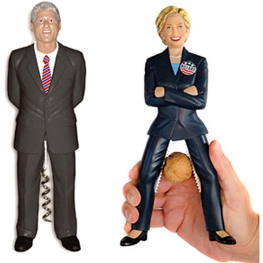 The Bill & Hillary Kitchen Set