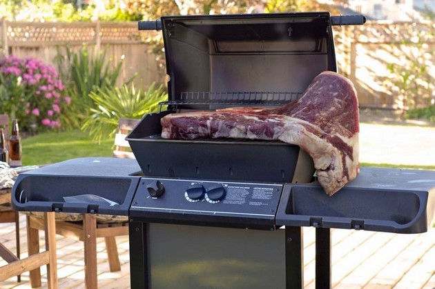 Need a bigger grill