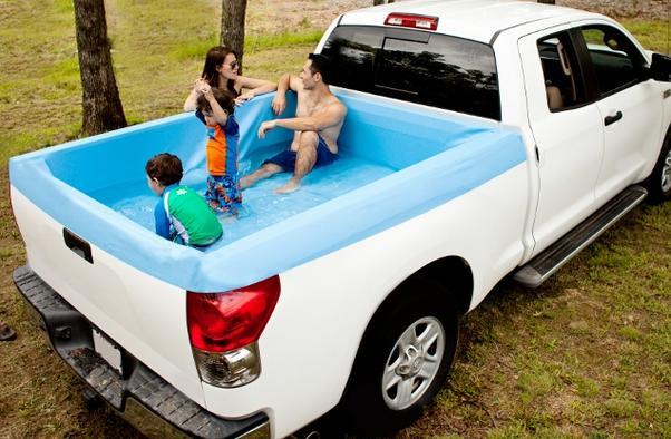 Pick-up pool