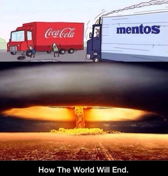 How the world will end