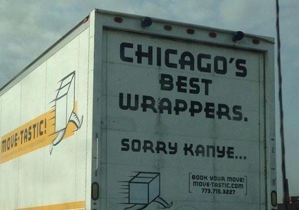 Sorry Kanye