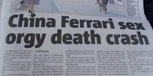 That's a headline