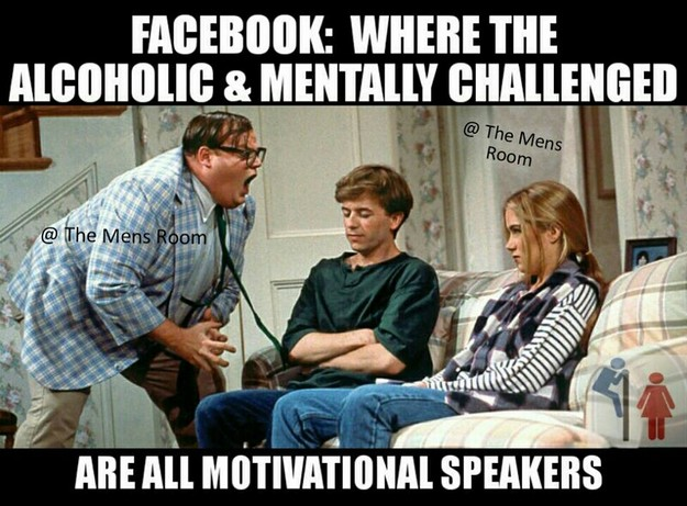 Facebook speakers