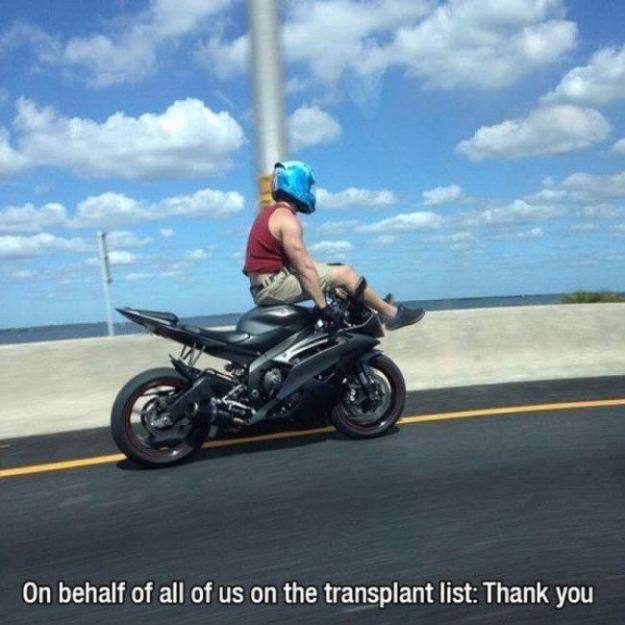 transplant thanks