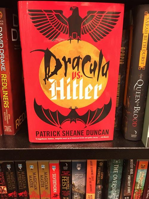Dracula Vs Hitler Bits And Pieces