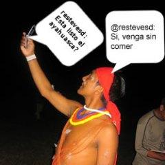 Twitteros con alpargatas (los top del Ecuador)