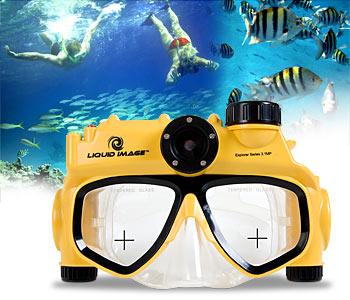 Si te come una ballena puedes tomar fotos con estas gafas que vienen con cámara incorporada