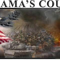 Obama coup fails, ¿un golpe de Estado detrás de un juego?
