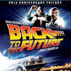 Volver al Futuro en versión Blu-Ray por aniversario