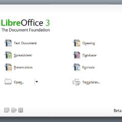 OpenOffice se independiza de Oracle con el nombre LibreOffice