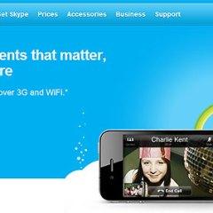 Skype lanza oficialmente video llamadas para iPhone y otros equipos iOS