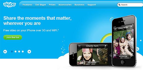 Video llamadas por Skype desde iPhone y iOS