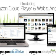 Amazon lanza Cloud Player, streaming de música para Android y PCs