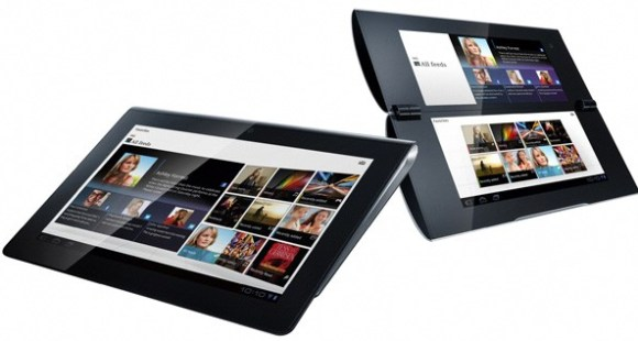 Sony Tablets S1, S2