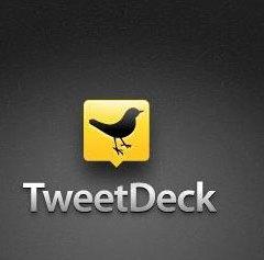 Twitter compraría TweetDeck por $40 o 50 millones