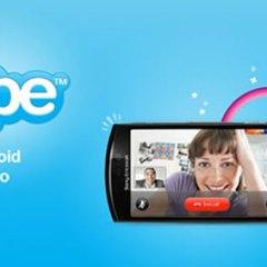 Skype extiende soporte para videollamadas en Android