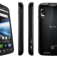 Motorola Atrix en Ecuador