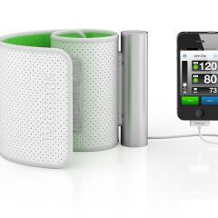 Withings presenta tensiómetro para dispositivos iOS