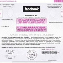 Cómo comprar acciones de Facebook