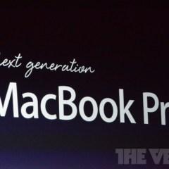 Apple presenta en WWDC: Siri en español, iOS6, MacBook Air, MacBook Pro