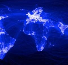 Latinoamericanos pasan 25% del tiempo online en Facebook