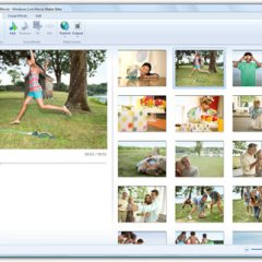 Windows Live Movie Make , Microsoft apuesta por la edición de video