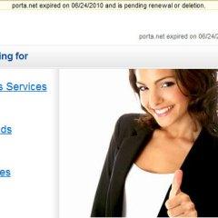 Porta no ha renovado el dominio Porta.net [actualizado]