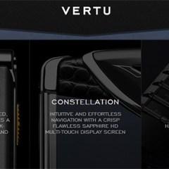 Nokia vende Vertu, la marca de celulares de lujo.
