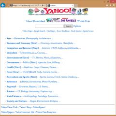Yahoo! cerrará su Directorio después de 20 años