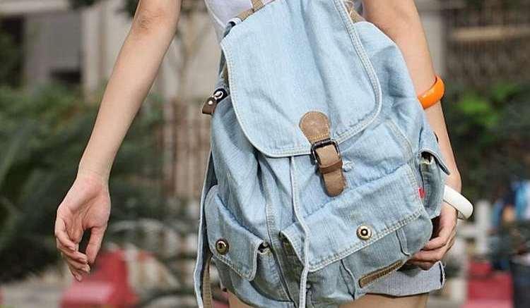 городской рюкзак женский