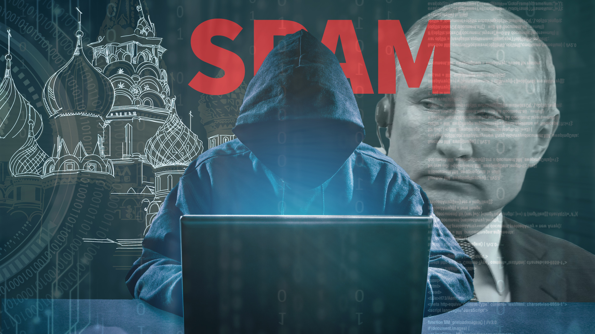 Espionaje. Hackers Rusos