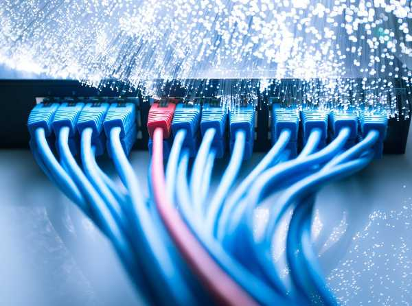 Ethernet to transfer large amount of data