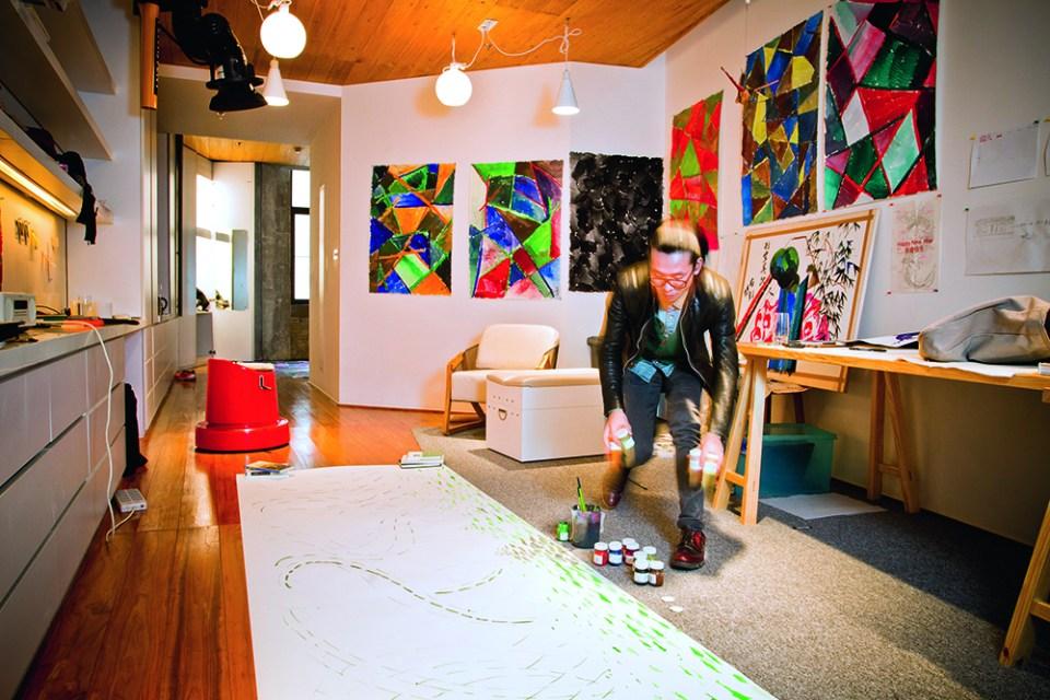 Swatch Art Peace Hotel reúne hospitalidade e arte
