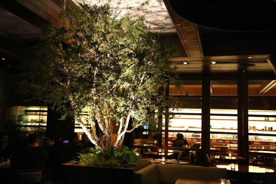 Restaurante Nobu em Malibu, California