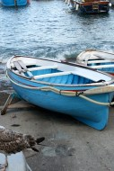 You can't go to Capri and leave without a photo of a blue boat