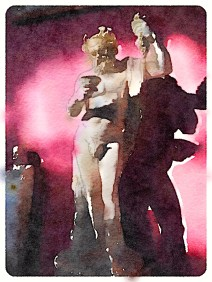 Statue in the Vatican Museums, Vatican City